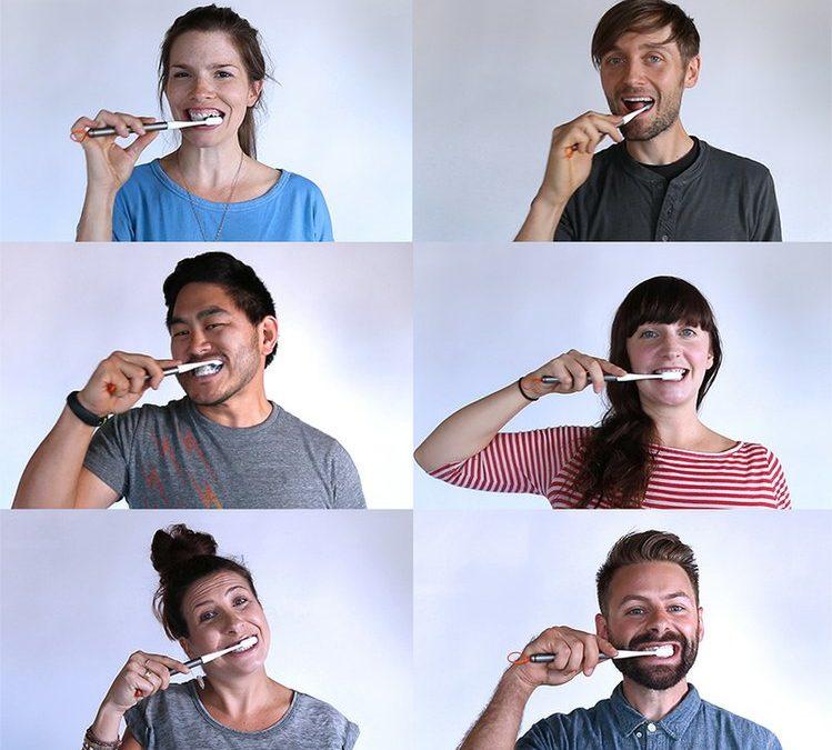 Goodwell : brosse à dents compostable écologique