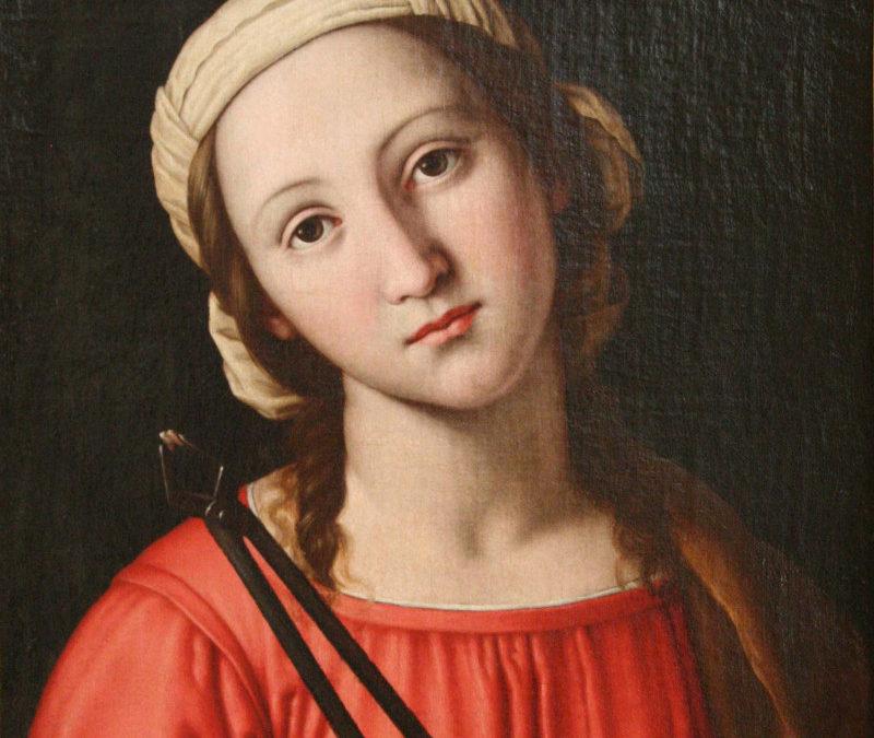 Sainte Apolline : sainte patronne des dentistes