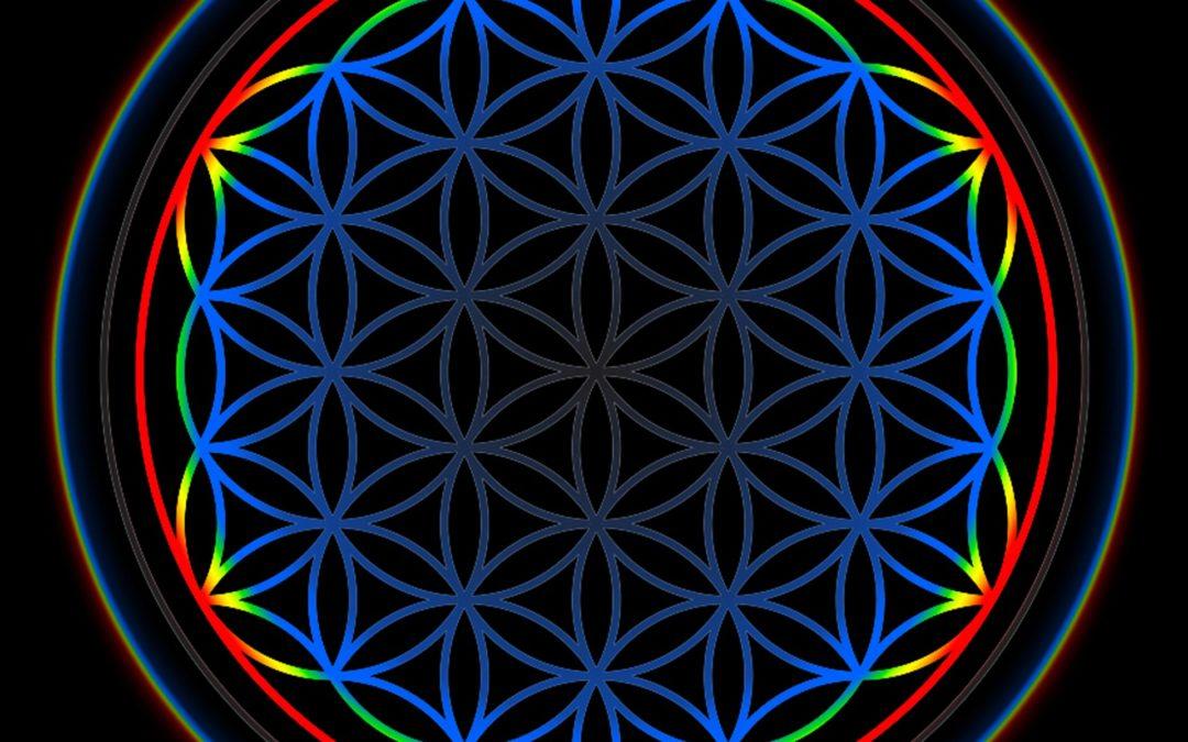 Le secret de la fleur de vie, symbole de NatureBio Dental