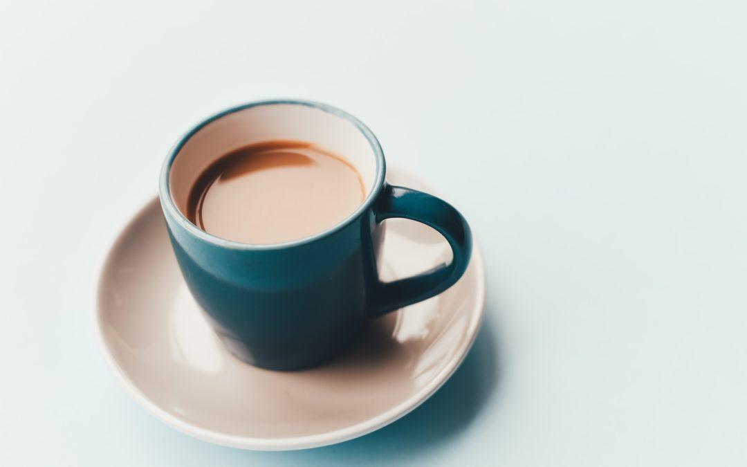 Le café bon pour les dents